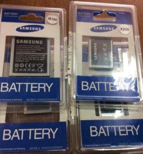 Аккумуляторы samsung s3, ,s4, s5