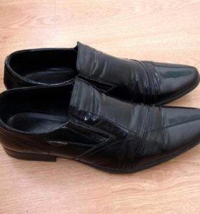 Туфли кожа 100%