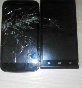 Huawei g610 Zte blade l2