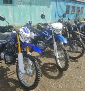 Мотоциклы Эндуро Новые