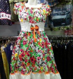 Платье 140-152