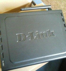 Беспроводной маршрутизатор ADSL2+