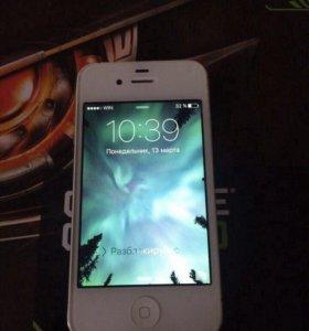 Айфон 4s 16гигов