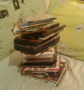 Фильмы и игры на дисках