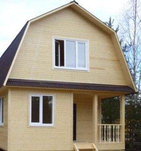 Строительство домов, дач, бань, саун.