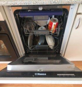 Посудомоечная машина hansa zim 446 en