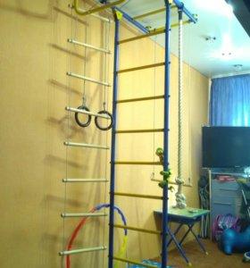 Детский спорткомплекс,до 100 кг.