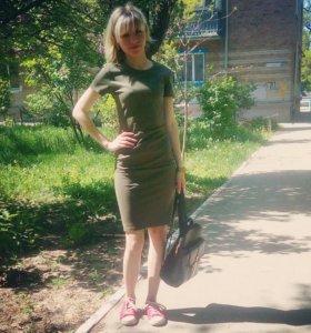 Очень удобное платье