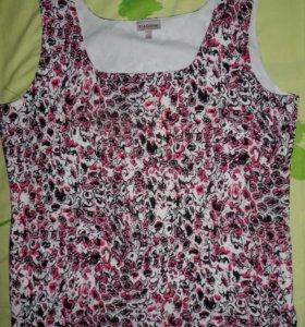 Блуза 46р-р