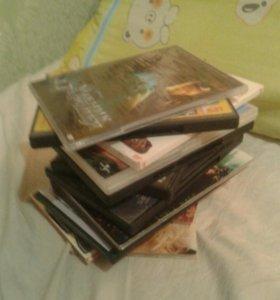 Коллекция фильмов на дисках