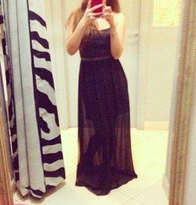 Чёрное платье от Киры пластининой