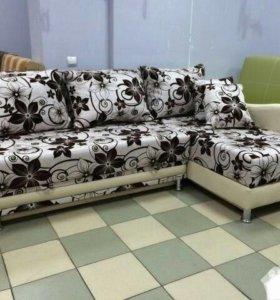 0290 Угловой диван от фабрики