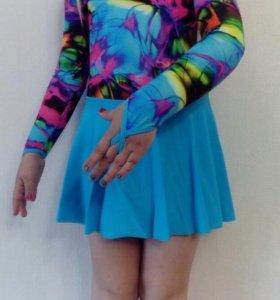 Рейтинговое платье р.116-122