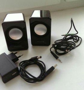 Портативная акустическая мультимедийная система mi