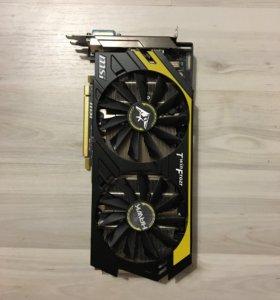 MSI Radeon R9 270X 2Gb – видеокарта