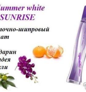 Туалетная вода Summer White Sunrise