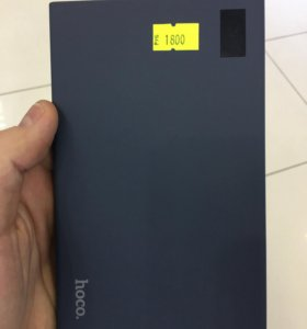 Power Bank Hoco синий 20000 mAh