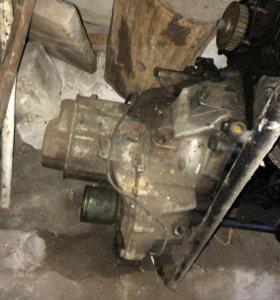 2 литровый дизельный двигатель от мазды с коробкой