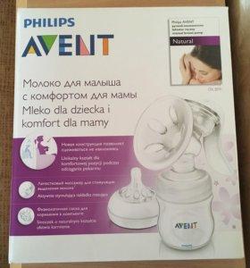 Молокоотсос Philips AVENT SCF330