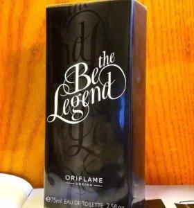 Туалетная вода для мужчин The Be Legend.