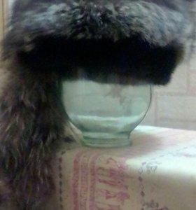 Шапка меховая зимняя