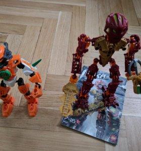 Роботы Lego