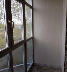 Балконные остекления