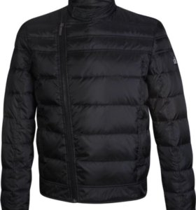 Куртка на пуху косуха Calvin Klein