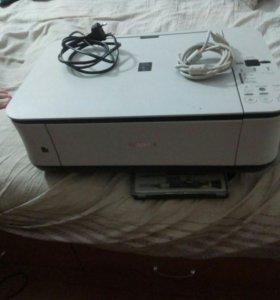 Canon принтер сканер.