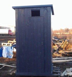 Душ, туалет для дачи.