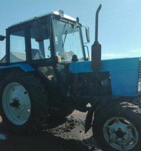 Трактор МТЗ-82 Беларусь