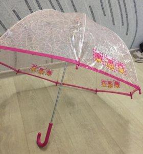 Зонт детский🌸