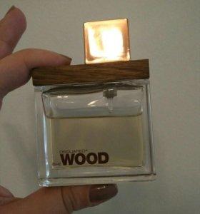 Dsquared she velvet forest wood