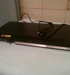 DVD-плеер Samsung с караоке
