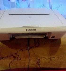 Принтер сканер Canon. MG2440.