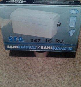 Насос дренажный SFA sanishower