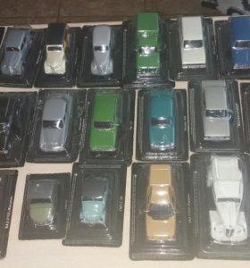 модели советских автомобилей диагостини