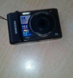 Мини-фотоаппарат Samsung