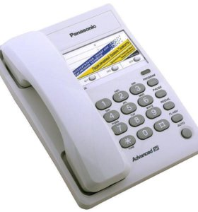 Телефон Panasonic KX-TS2361RU