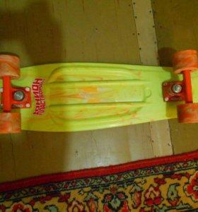 Скейт мини круизер Union 7.5×28(71см)