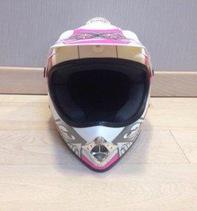 Мотокроссный шлем. Новый.