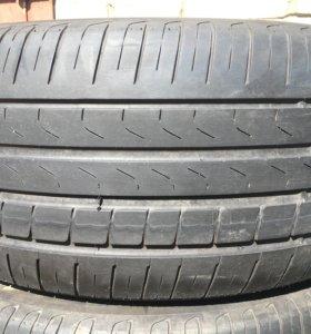 Шины бу 255/45 R17 Pirelli Cinturato P7