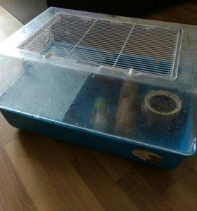 Клетка для хомяков ferplast