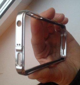 Бампер на айфон 4-4 s