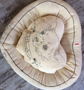 Лежак для питомца