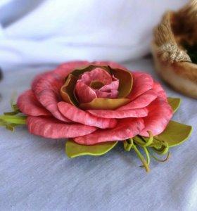 Цветок фантазийный