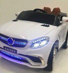 Электромобиль детский Mercedes Brabus