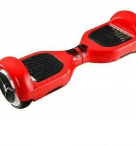 Новый Гироскутер AJ-PY6-1, цвет красный