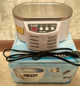 Ультразвуковая ванна для чистки