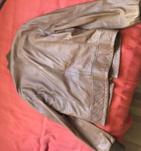 Flippa k leather jacket M